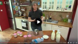 Výroba jogurtu